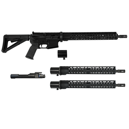 FT-15 Multiple Caliber Packages